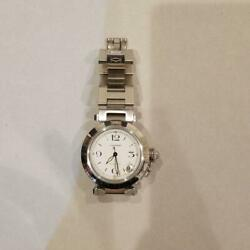 Auth Watch Pasha C Arabic Dial Analog Automatic Free Shipping