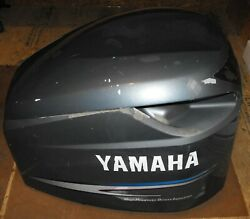Yamaha 300 Hpdi Engine Cover Top Cowl Assembly Pn 6d0-42610-00-8d Fits 2004-2005
