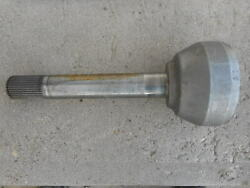 Pettibone Outer Cv Axle Military Forklift Rtl10 Con Vel Joint 4-99-491 B7145-1