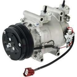 98559 4-seasons Four-seasons A/c Ac Compressor New With Clutch For Honda Fit