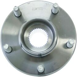 Wh513304 Quality-built Wheel Hub Front Or Rear Driver Passenger Side New Rh Lh