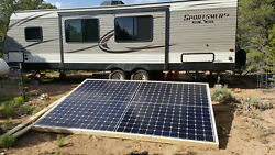 Corona Free Travel Trailer Located In Carson National Forest - Weekly Rate
