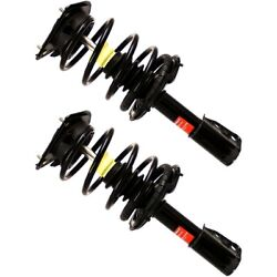 Set-ts171822 Monroe Set Of 2 Shock Absorber And Strut Assemblies New For 98 Pair