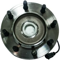 Wh515123 Quality-built Wheel Hub Front Driver Or Passenger Side New Rh Lh