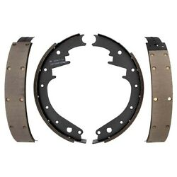 1755b Ac Delco Brake Shoe Sets 2-wheel Set Front Or Rear New For Chevy Olds 1000