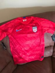 Nike Usa National Team  Soccer Jersey Nwt Size Xl Youth Unisex
