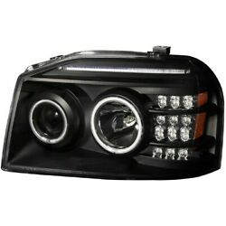 111172 Anzo Headlight Lamp Driver And Passenger Side New Lh Rh For Nissan Frontier
