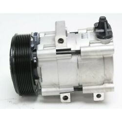 58152 4-seasons Four-seasons A/c Compressor New For E450 Van Truck With Clutch