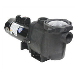 Pentair 1hp 1 Hp Two Speed Pool Pump Inground Whisperflo Equivalent