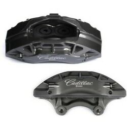 Set-ac1722590-f Ac Delco 2-wheel Set Brake Calipers Front Driver And Passenger New