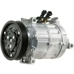 68675 4-seasons Four-seasons A/c Ac Compressor New With Clutch For Volvo V70 S80