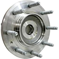 Wh620303 Quality-built Wheel Hub Front Driver Or Passenger Side New 4wd 4x4