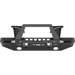 2082097 Aries Bumper Face Bar Kit New For Jeep Wrangler 2018-2019