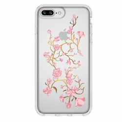 Lot Of 75 Speck Presidio Case Iphone 8 7 6s 6 Plus Goldenblossoms Pink Clear