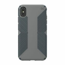 Lot Of 75 Speck Presidio Grip Iphone Xs Max Graphite/charcoal Grey
