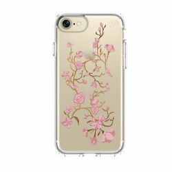 Lot Of 75 Speck Presidio Clearprint Case Iphone7 6s 6 Goldenblossomspink Clear