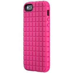 Lot Of 75 Speck Pixelskin Phone Case Iphone Se 5s 5 Cover Raspberry Pink