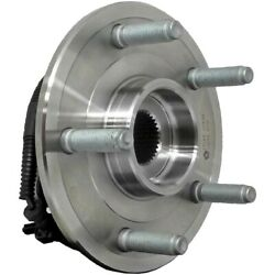 Wh590492 Quality-built Wheel Hub Front Driver Or Passenger Side New 4wd 4x4