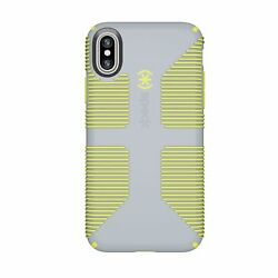 Lot Of 100 Speck Candyshell Grip Case Iphone X Nickel Grey Antifreeze Yellow