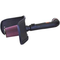 57-9021 Kandn Cold Air Intake New For Toyota Land Cruiser 1999-2005