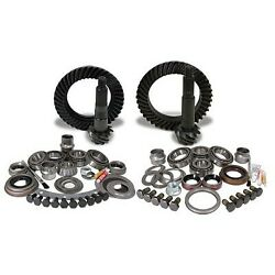 Ygk014 Yukon Gear And Axle Ring And Pinion Front Rear New For Jeep Wrangler
