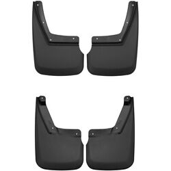 Set-h2158201 Husky Liners Set Of 4 Mud Flaps Front And Rear New For Chevy Tahoe