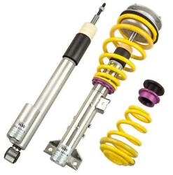 Kw Coilover Kit V3 For Audi A4 S4 8k/b8 W/ Electronic Dampening Controlsedan F