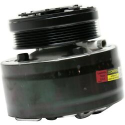58941 4-seasons Four-seasons A/c Compressor New For Chevy S10 Pickup With Clutch