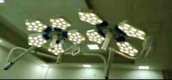 Brand Ossio Surgical And Examination Ot Light Led Ot Light Operation Theater Lamp