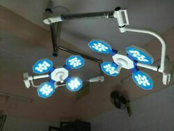 Miraz 4+4 Operation Theater Surgical Examination Led Ot Lights Surgery Delta And