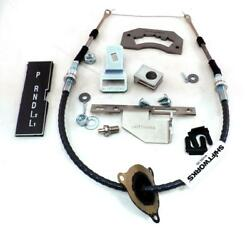 1966 1967 Gto Lemans Th350 Th400 Shifter Conversion Kit And Cable Sc2101-c