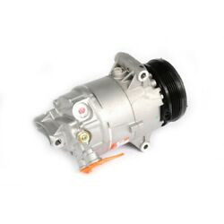 15-21588 Ac Delco A/c Compressor New For Chevy With Clutch Coupe Sedan Cavalier