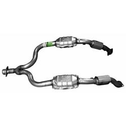 50529 Walker Catalytic Converter Front New For Ford Mustang 2001-2004