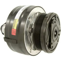15-21638 Ac Delco A/c Compressor New For Chevy Express Van Savana With Clutch