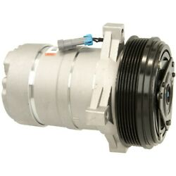 15-22133a Ac Delco A/c Compressor New For Chevy Olds Le Sabre With Clutch Coupe