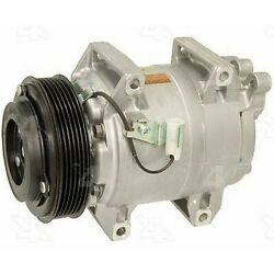 58544 4-seasons Four-seasons A/c Ac Compressor New With Clutch For Volvo V70 S80