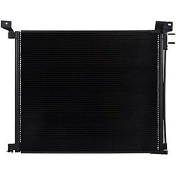4967c Gpd A/c Ac Condenser New Coupe For Mitsubishi Eclipse Chrysler Sebring