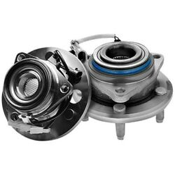 Wh513258 Quality-built Wheel Hub Front Driver Or Passenger Side New 4wd 4x4