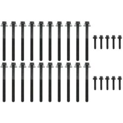 Ahb275 Apex Set Of 30 Cylinder Head Bolts New For Ram Truck Dodge 1500 Jeep 2500
