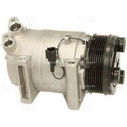 68641 4-seasons Four-seasons A/c Ac Compressor New With Clutch For Pathfinder