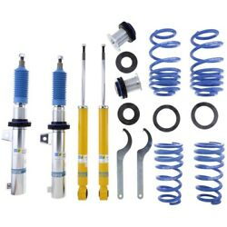 47-127708 Bilstein Coil Over Kits Set Of 4 Front And Rear New For Vw Sedan Jetta