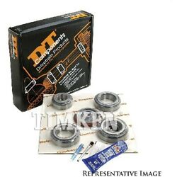 Drk321mk Timken Differential Bearing And Seal Kit Rear New For Chevy Le Sabre