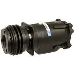 58088 4-seasons Four-seasons A/c Ac Compressor New For Chevy Olds With Clutch