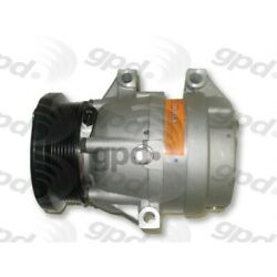 6511386 Gpd A/c Ac Compressor New For Chevy Olds With Clutch Pontiac Grand Am