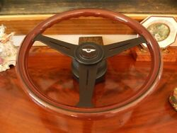 Bentley Steering Wheel Fit All Models From 1968 To 1989 Nardi 15.3 New
