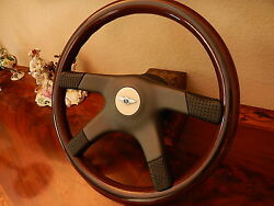 Bentley Steering Wheel Fit All Models From 1968 To 1989 Nardi New