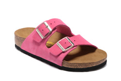 Women's Summer Stylish Arizona Sandal Fashions Original Cork Brand Model Cushio