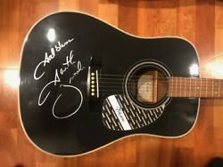Garth Brooks Signed Autographed Acoustic Guitar Friends In Low Places 1