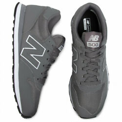 NEW BALANCE MEN'S RUNNING SHOES TRAINER SNEAKERS SHOES GM500 AUTHENTIC BRAND NEW $39.00