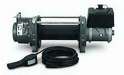Warn 30279 Series 9 Hydraulic Industrial Winch 9000lb Pull For Chevy/ford/dodge